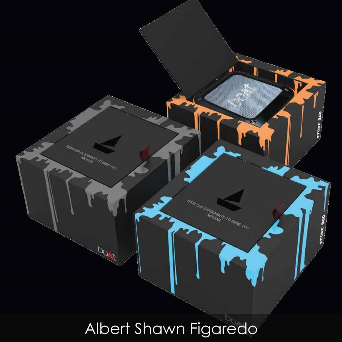 Student Work - Albert Shawn Figaredo