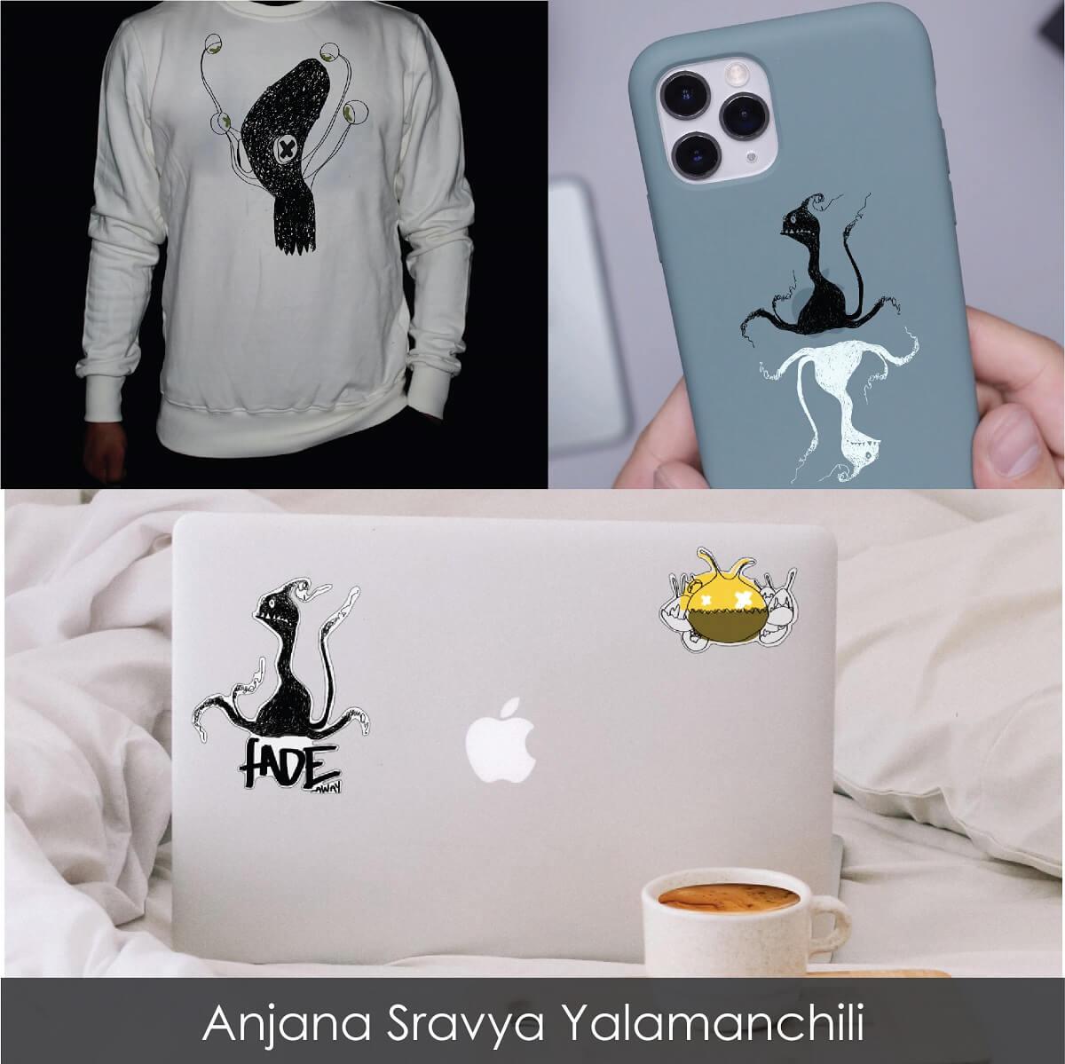 Student Work - Anjana Sravya Yalamanchili