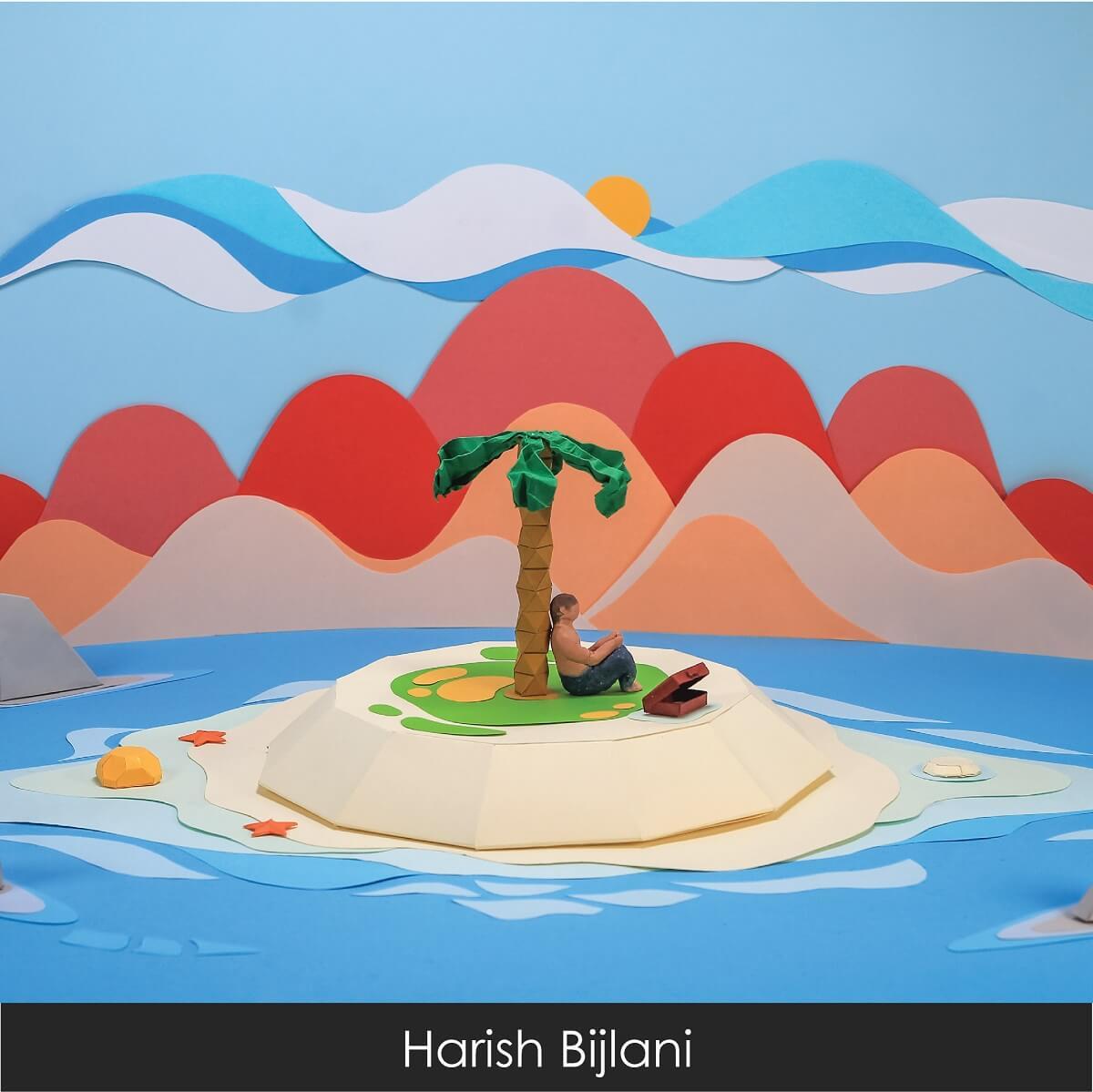 Student Work - Harish Bijlani