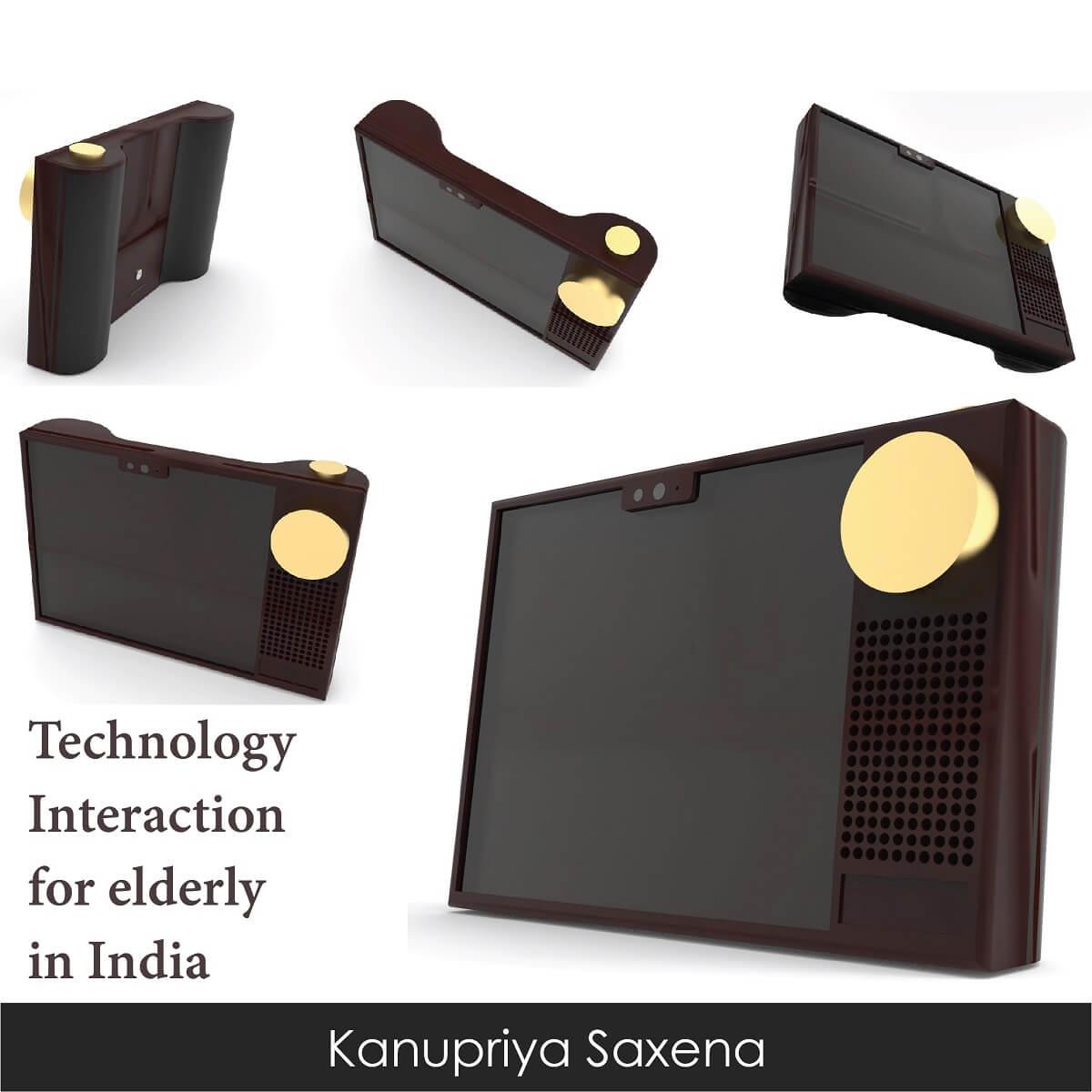 Student Work - Kanupriya Saxena
