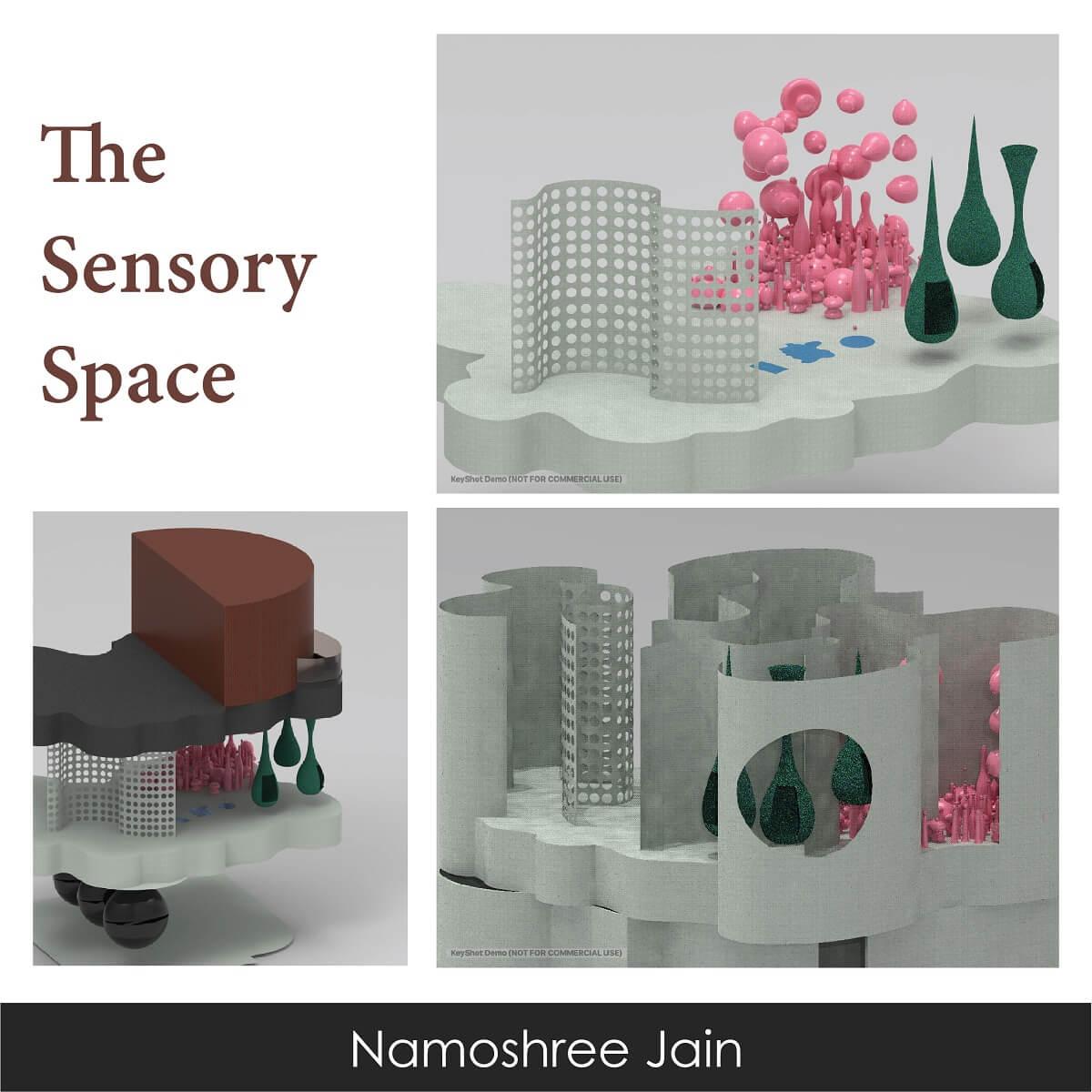 Student Work - Namoshree Jain