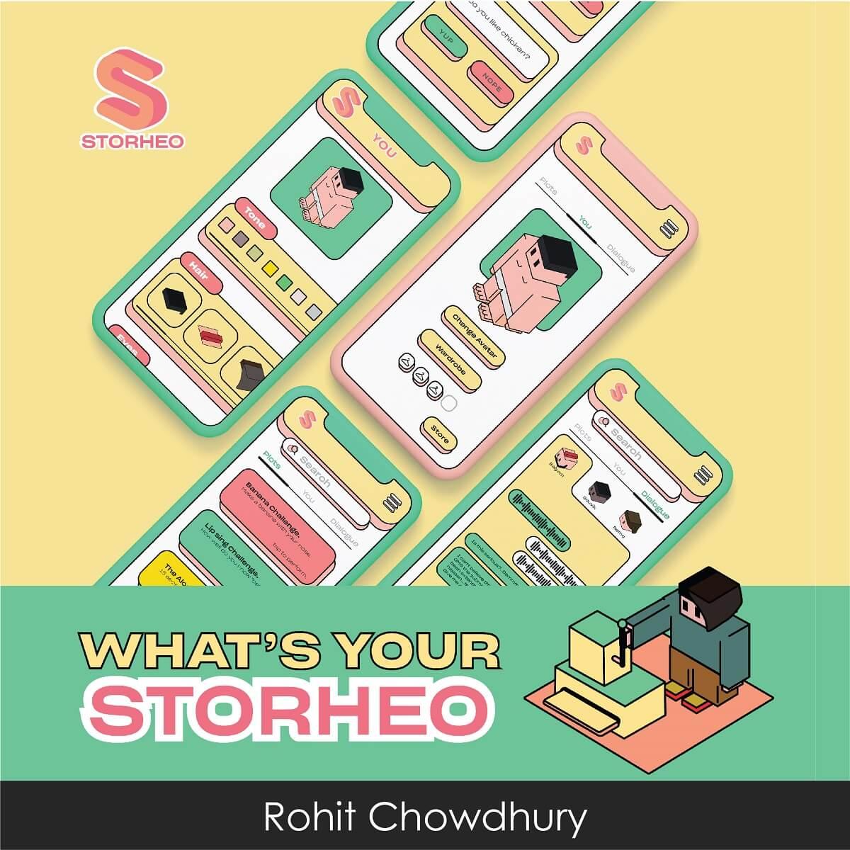 Student Work - Rohit Chowdhury
