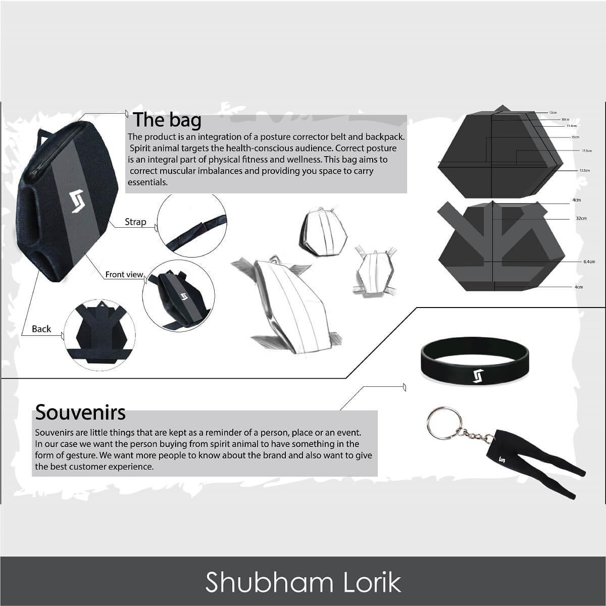 Student Work - Shubham Lorik