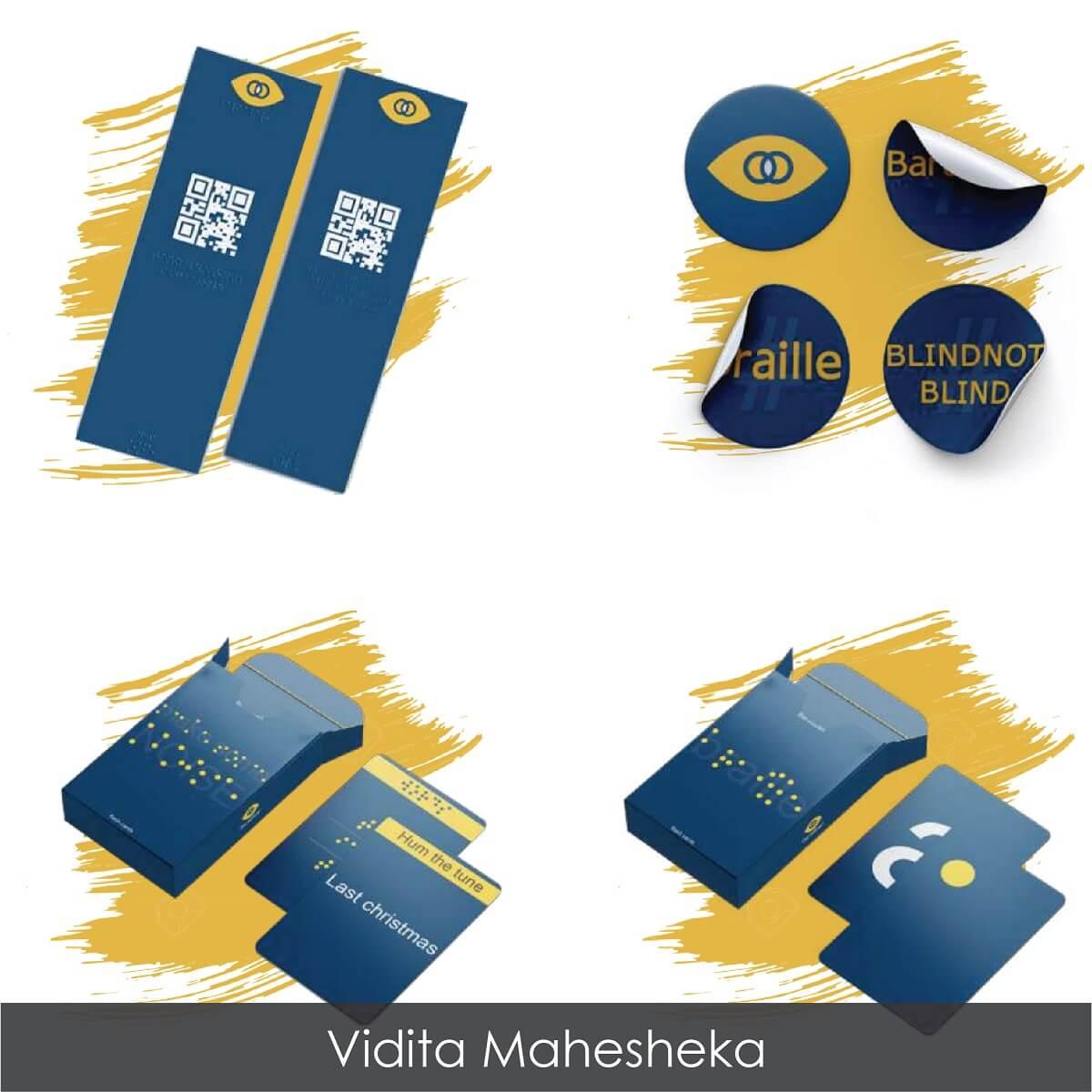 Student Work - Vidita Mahesheka