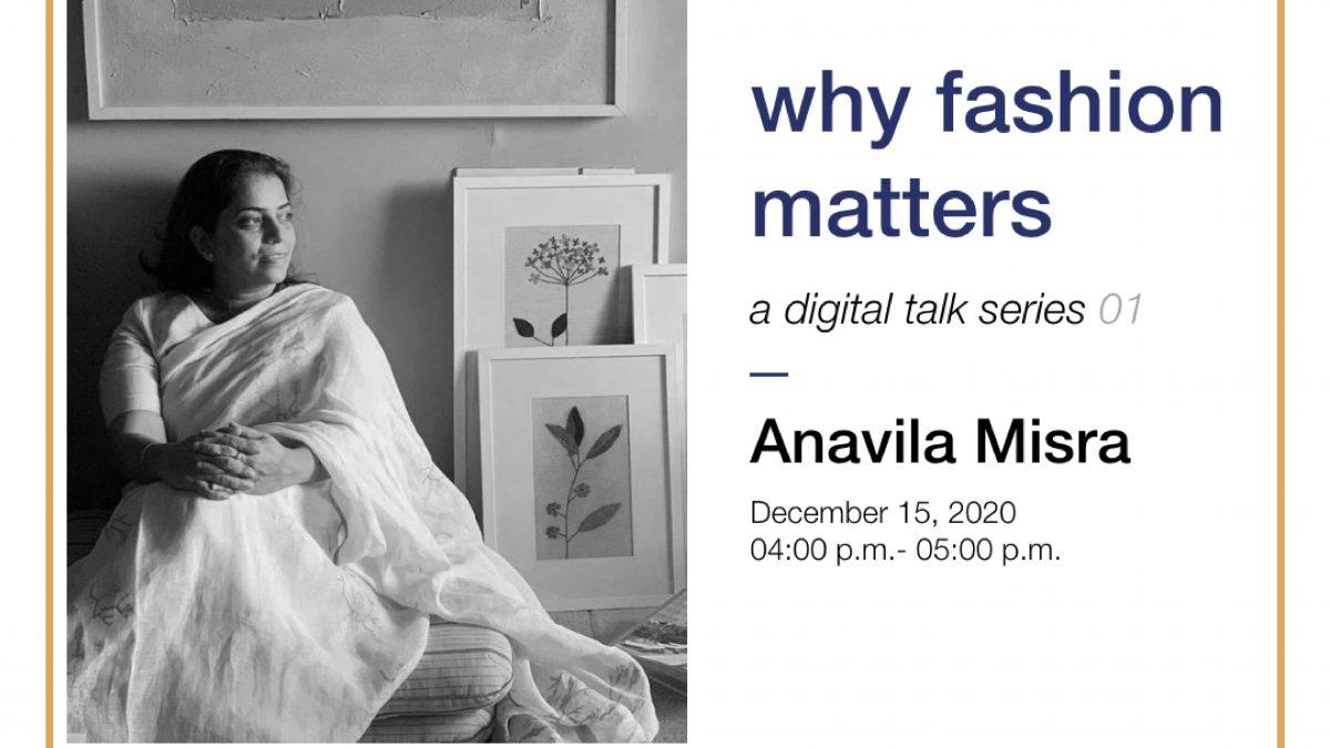 Digital Talk by Anavila Misra at The Design Village