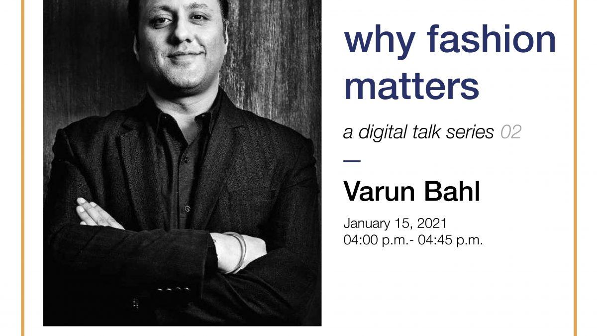 Digital Talk by Varun Bahl at The Design Village-min