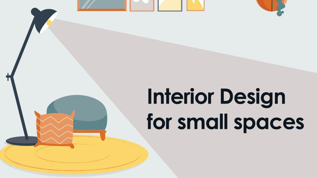 best designs for small space